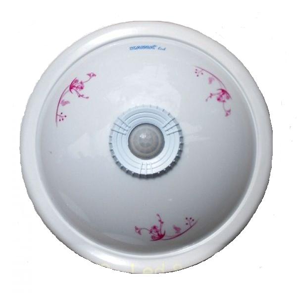 Kết quả hình ảnh cho đèn ốp trần cảm ứng hồng ngoạiKAWA KW-324 (LED 8W)