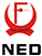 NED lock logo