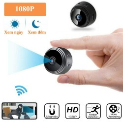 Camera Wifi Mini Siêu Nhỏ A9