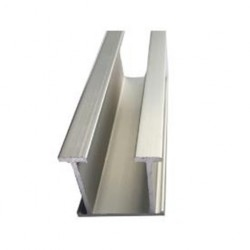 Mini Rail U Nhôm AL6005-T5 Size:  35*35*200mm